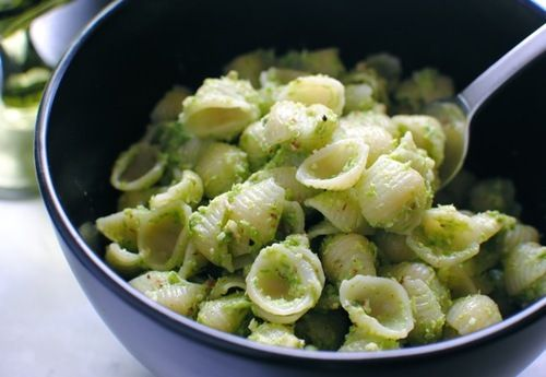 Asparagus Pesto Pasta | recipes | Pinterest