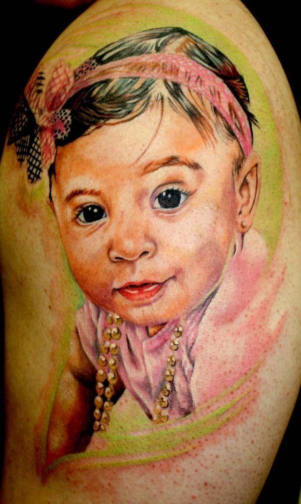 Tatu Baby Ink Master