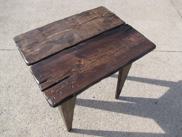 End Table To Match Slim Coffee Table ALTERED NATURE Pinterest