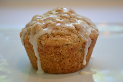 Apple Fritter Muffins *10/11/12 - pretty good. I'd definitely leave ...