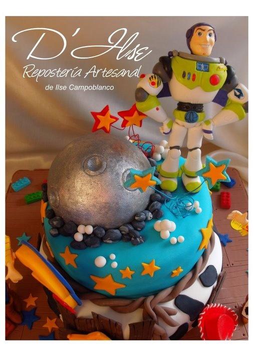 Tortas decoradas infantiles de ni os for Tortas decoradas infantiles