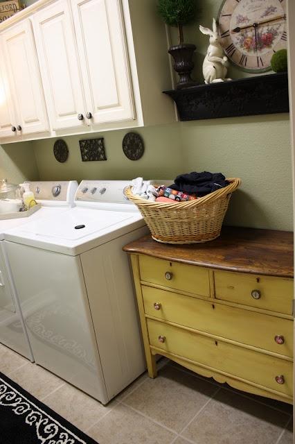 Amazing Laundry Space Laundry Room Pinterest