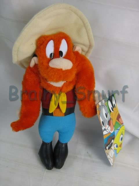Looney Tunes Yosemite Sam plush toy