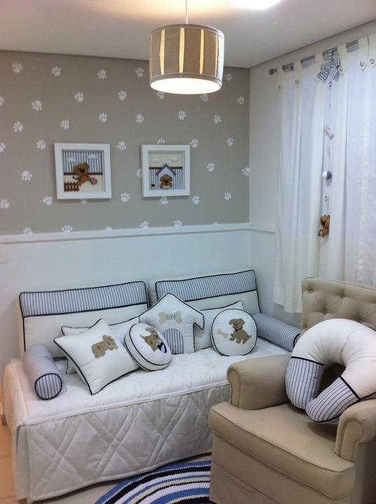 Imagens de quartos de bebê decorados MIMO INFANTIL ~ Wallpaper Quarto De Bebe