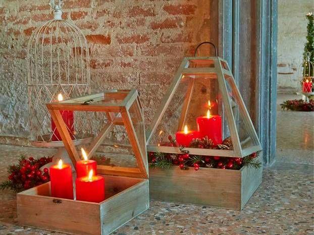 addobbi natalizi per balconi decorazioni : Addobbi natalizi: come decorare il giardino