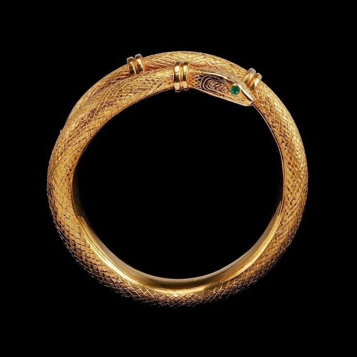 Holger Lindström, vintage bracelet in 22K gold and emeralds, 1953. | Bukowskis