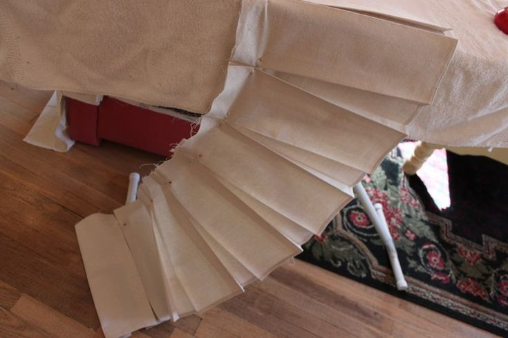 Slipcover a slipper chair, part 2. | home and garden ...