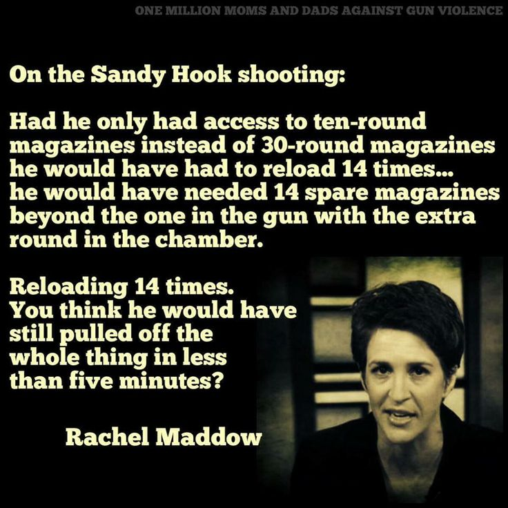 Thanks to rachel maddow for this quote quot not one more quot pinterest