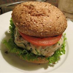 Heathier Actually Delicious Turkey Burgers Allrecipes.com