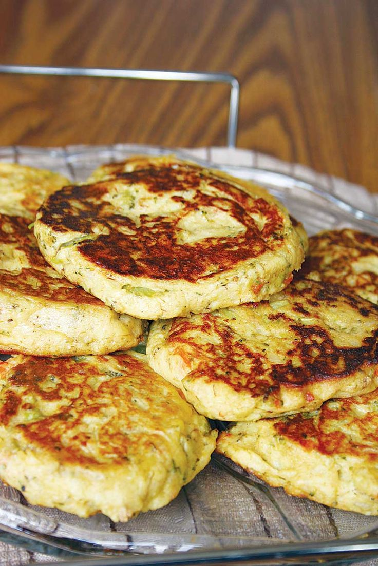 Mashed Potato Pancakes Recipe | Side Dishes | Pinterest