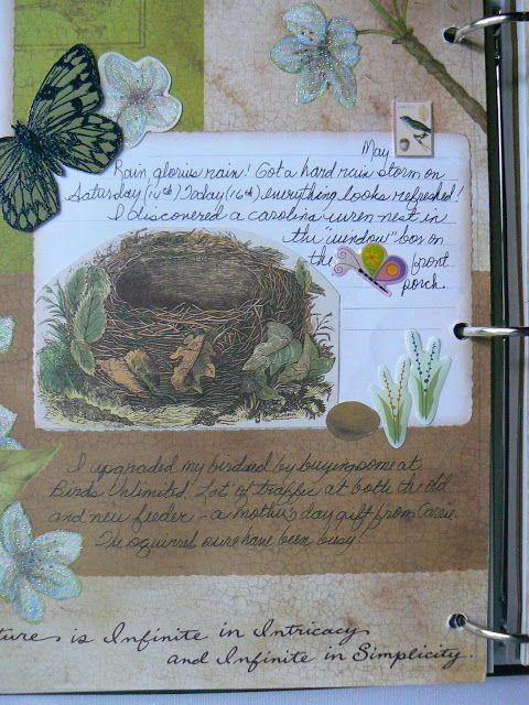 Garden Journal boutique ideas Pinterest