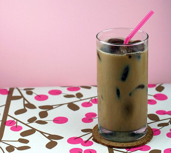 The perfect iced coffee | Bombastic Beverages | Pinterest