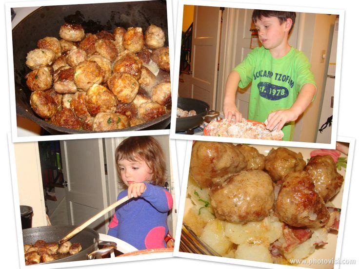 Danish Meatballs (Frikadeller) Recipe — Dishmaps