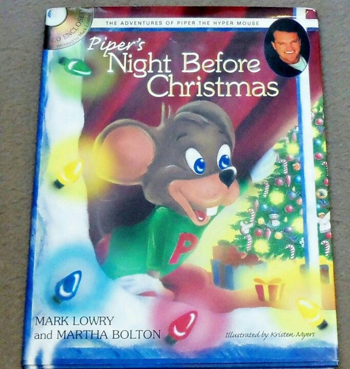 Piper's Night Before Christmas by Mark Lowry