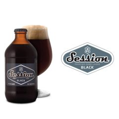 Full Sail Brewing Session Lager and Session Black... smooth and robust ...