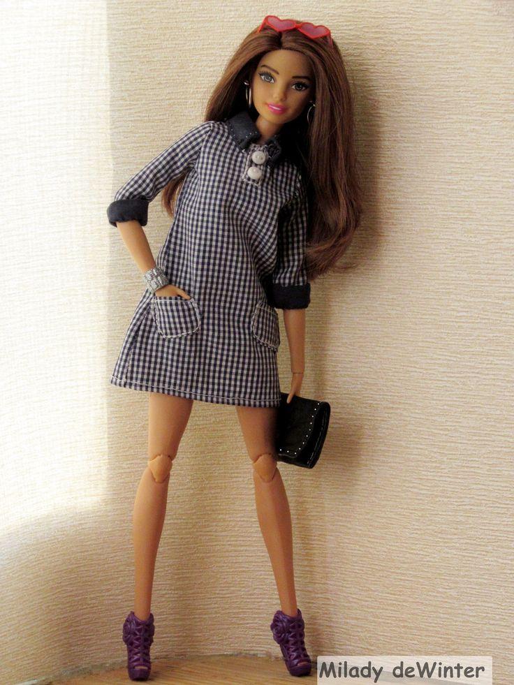 Одежда для куклы своими руками модная