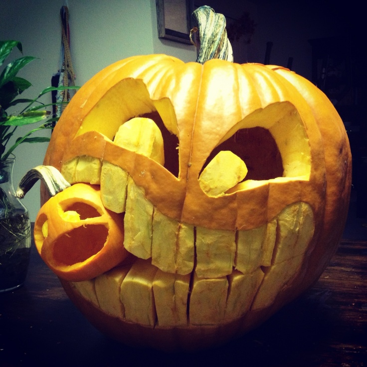 Pumpkin carving diy pinterest