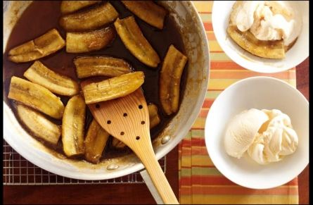 Bananas Foster - a simple and elegant creation http://www ...