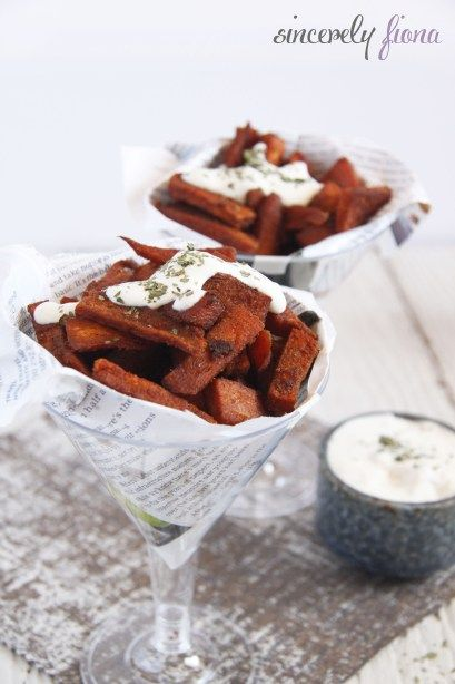 sweet potato chips 03 | Food We Love! | Pinterest