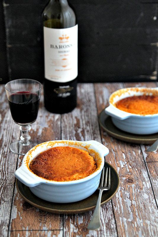 Cheddar and Smoked Paprika Souffle | Food glorious food | Pinterest