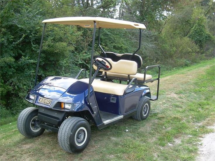 similiar ez go 2007 keywords 2007 ez go pds blue includes 36 volt electric golf cart blue in