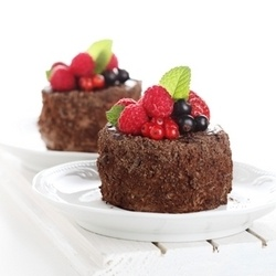 Mini Gingerbread Cakes | Happy New Year's | Pinterest