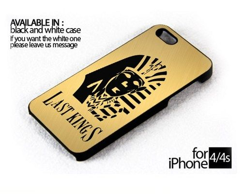 AJ 757 Tyga last kings gold - iPhone 4 4s Case   FixCenter    Tyga Gold Iphone