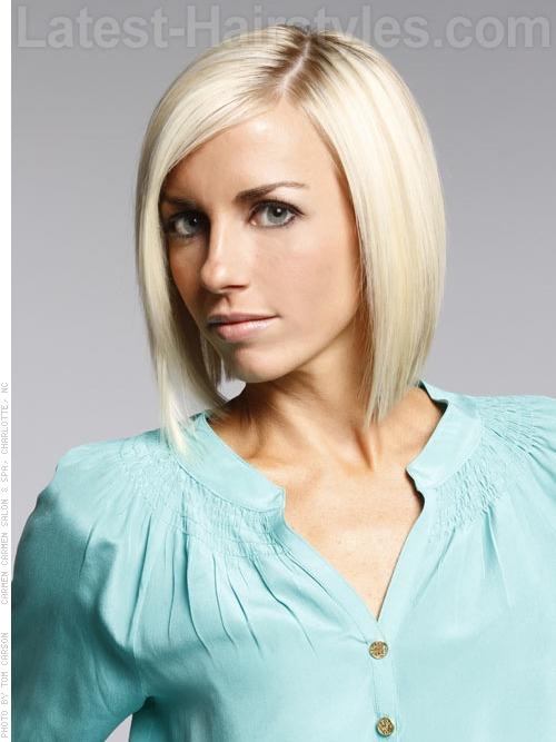 short-straight-a-line-bob-583 | Hair possibilities..... | Pinterest
