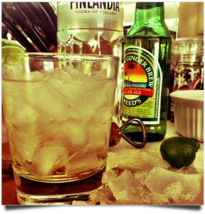 The Moscow Mule | Booze | Pinterest
