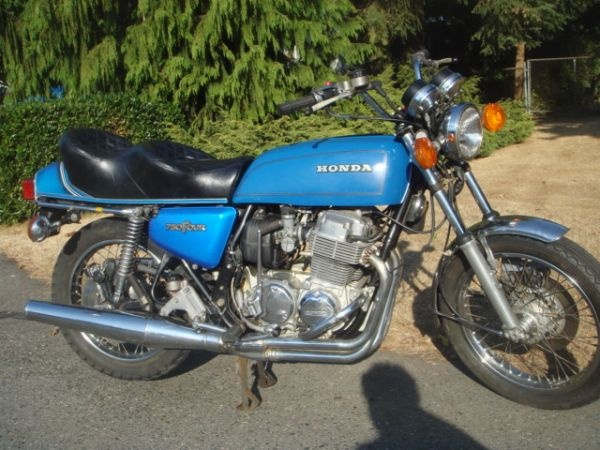 '76 Honda CB750F SuperSport motorcycle   mens   Pinterest