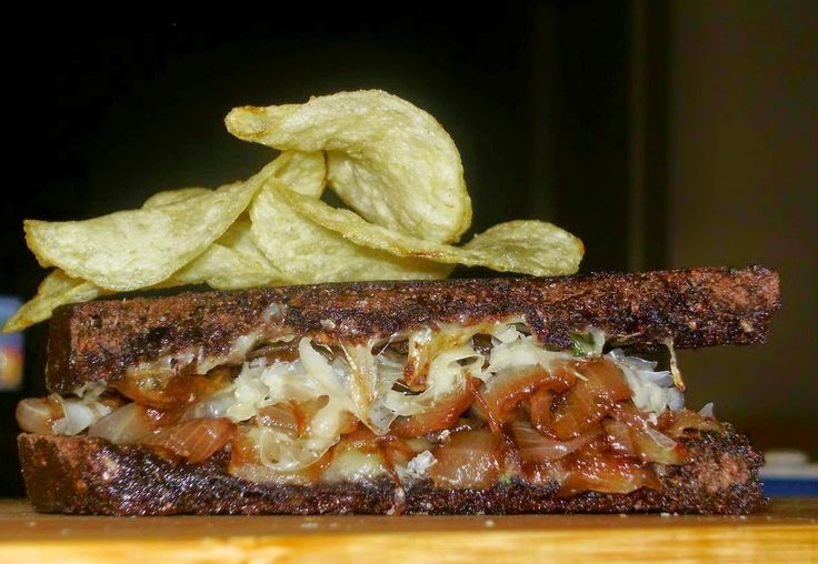 French Onion Soup Grilled Cheese | Sandwiches | Pinterest