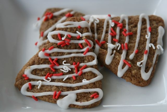Gluten Free Gingerbread cookies! | Begging to be Baked | Pinterest