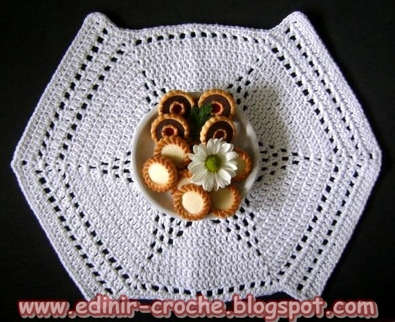 Edinir-Croche | EDINIR-CROCHE 3 | Pinterest