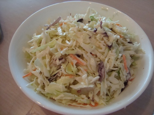 Easy Coleslaw | Side Dishes & Potatoes | Pinterest