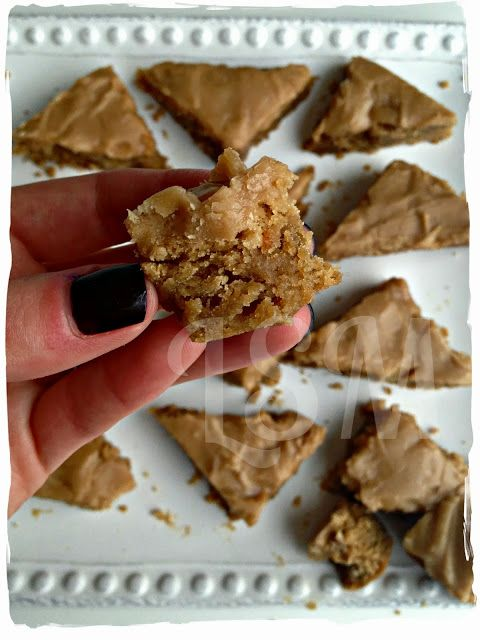 Life's Simple Measures: Secret Recipe Club: Apple Peanut Butter Bars