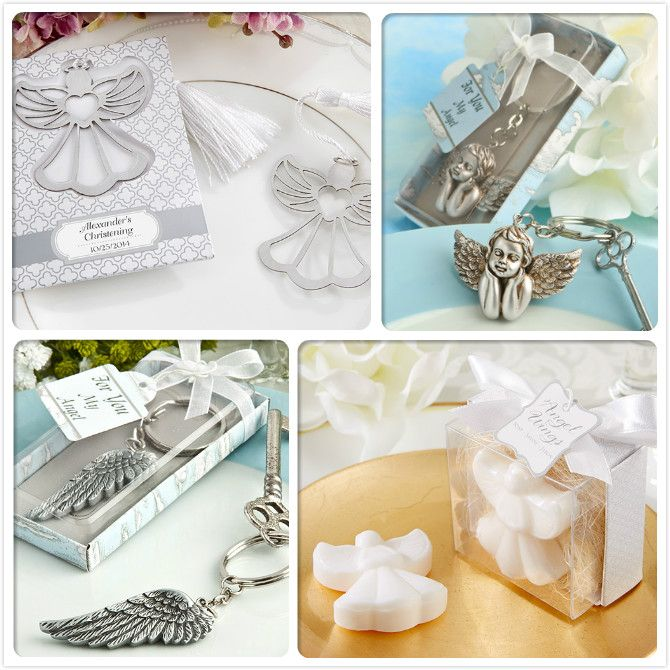Four New Angel Party Favors from HotRef.com