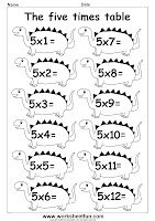 times tables worksheets printable worksheets pinterest