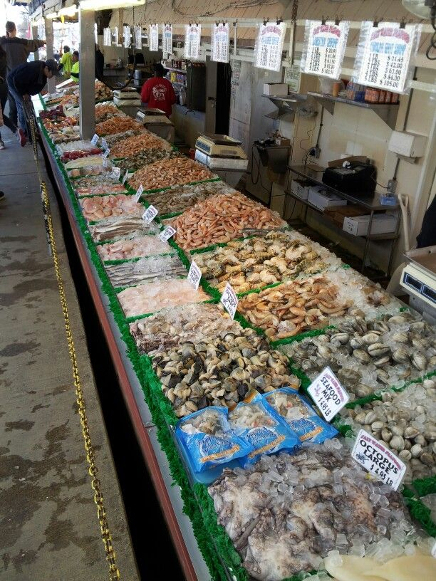 Seafood Market In Washington Dc Travel And Food Drink