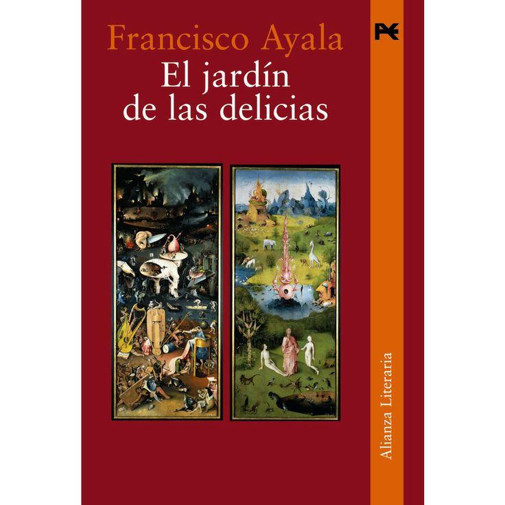Pin by pu re on readings 2013 pinterest for Jardin de las delicias zamora