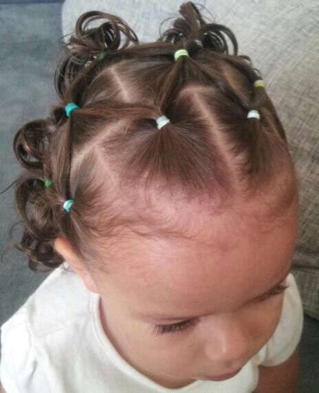 Hairstyles For Ethnic Toddlers : toddler hairstyles toddler hairstyles Pinterest