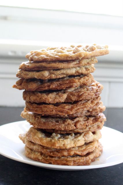 Clover Lane: Oatmeal Butterscotch Cookies - These sound like a nice ...