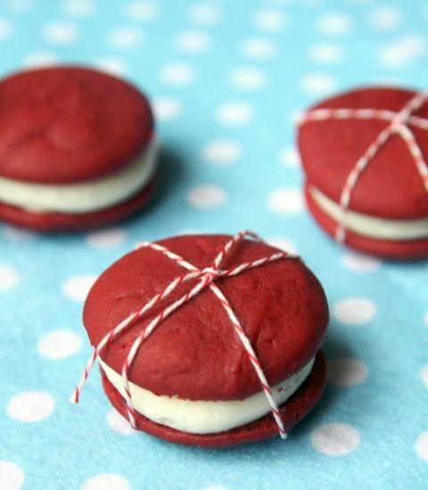 red velvet valentine's day recipes