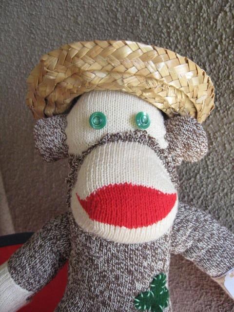 My farmer sockmonkey.