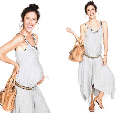 Hatch Collection: Clothes to wear while pregnant and after the baby is born!