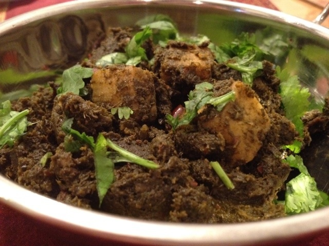 Saag & Paneer | My Recipes. Culinary Tuesdays | Pinterest