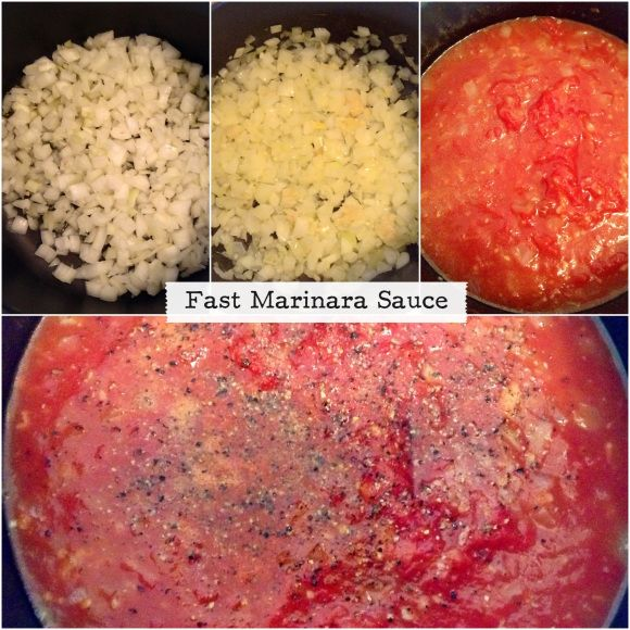 how to make authentic italian marinara sauce from scratch