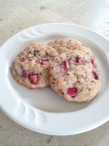 Strawberry Chocolate Chip Scones | Scones | Pinterest