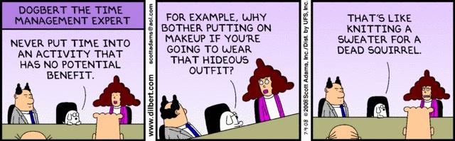 Dilbert Comic Strip on 1993-03-05 Dilbert by Scott