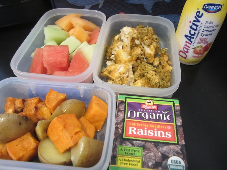 The Full Plate Blog: a new batch of lunchbox ideas