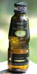 noël usa macadamia oil emile noël artisan oils virgin macadamia ...